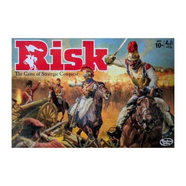 خرید قیمت بازی رومیزی ریسک بازی فکری