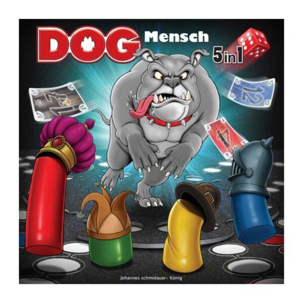 بازی فکری رومیزی منچ سگی داگ منچ dog mensch