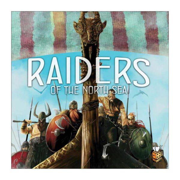 بازی فکری رومیزی مهاجمان دریای شمال Raiders of the North Sea