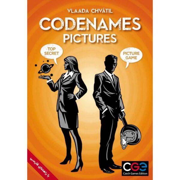 بازی رومیزی فکری کدنیمز code names