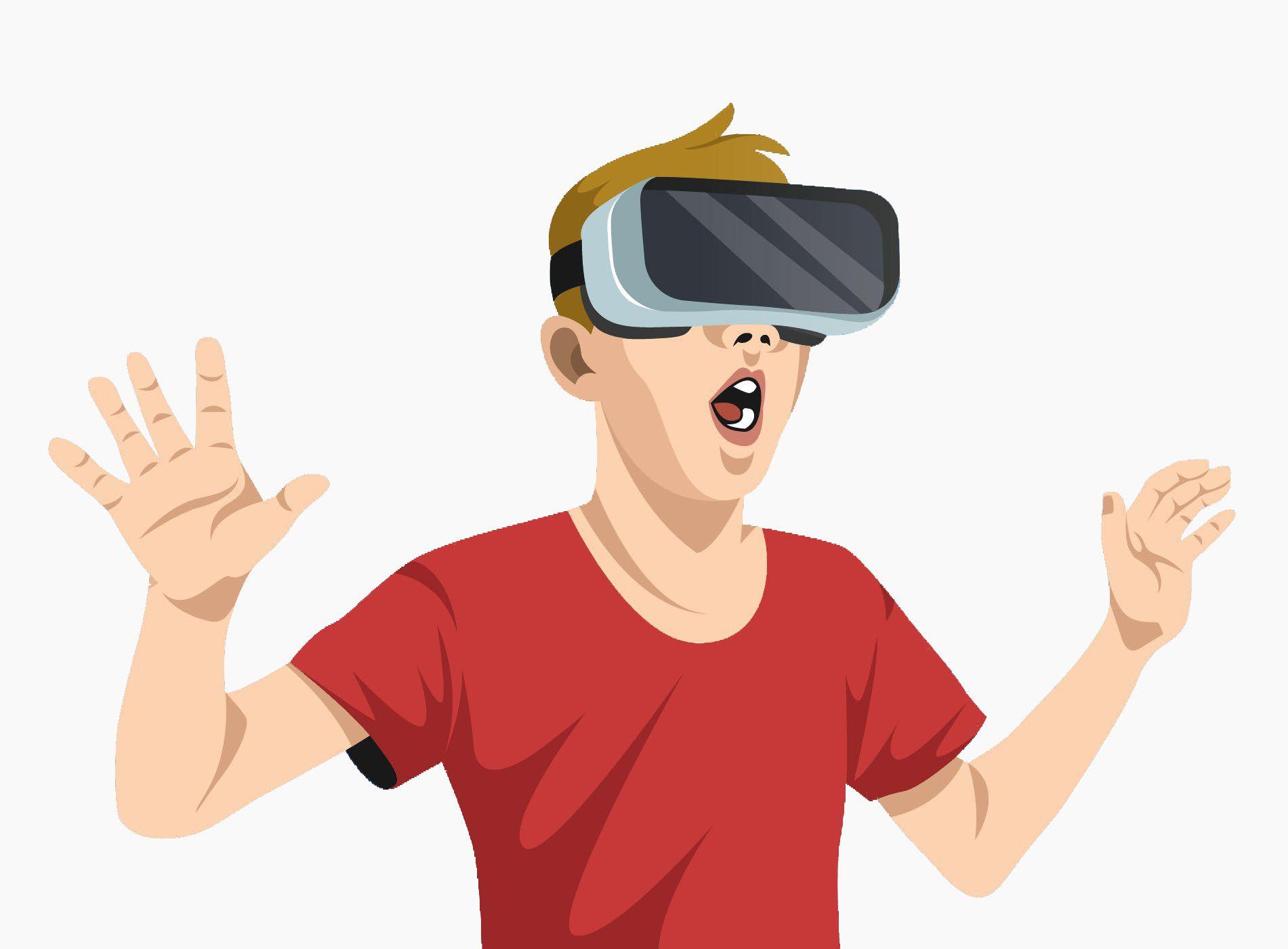 تجهیزات واقعیت مجازی